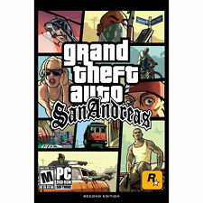 Grand Theft Auto: San Andreas  (PC) 2nd edition