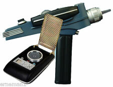 Star Trek Classic PHASER + Communicator 2 Teile Set ovp