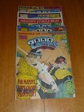 2000 AD Comic - 5 PROG JOB LOT - Progs 535 too 539 Inclusive - UK Paper Comic