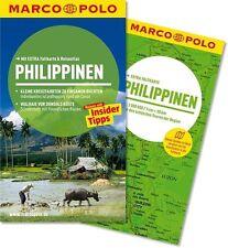 MARCO POLO Reiseführer PHILIPPINEN 8. akt.Aufl. 2015 UNBENUTZT statt 11.99 nur..