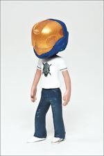 Halo Avatar Blind Bag Figures Series 2 - Blue EVA Helmet/Legendary Tee Mcfarlane