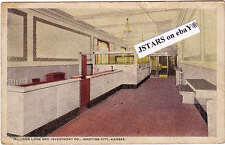 1919 JUNCTION CITY, KS, JELLISON LOAN COMPANY POSTCARD