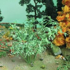 """MP Scenery Products 70042 - O Scale - Bamboo Trees 5-1/2"""" Height, 4/pk"""