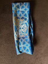 Disney Merida Inspired Headband Celtic Teal Blues