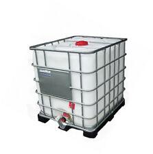 1000 L IBC Regenwassertank Metall/PE Palette Versandkostenfrei TOP-QUALITÄT
