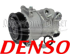 A/C Compressor w/Clutch for Dodge Caliber Jeep Compass & Patriot - NEW OEM