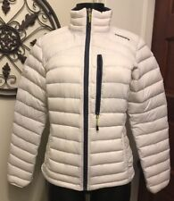 4 TOG24 Puffy Womens White Winter Jacket Vader