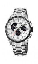 Festina Herrenuhr Uhr Chronograph Tag Datum Armbanduhr Edelstahl F20200/1