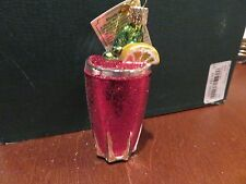 Bloody Mary  Old World Christmas  glass ornament