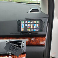 Dedicated Car Truck Dash Air Vent Clip-On Mount Holder For iPhone 5S/6S/7/8 Plus