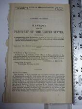 Government Report 1882 Antonio Pelletier vs Government Hayti. #3571
