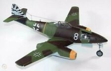 Admiral Toys Me-262 White 8 1/18th scale large prebuilt model Luftwaffe WW2 Jet