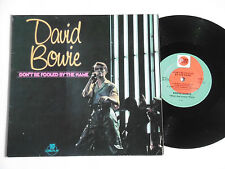 """DAVID BOWIE -Don't Be Fooled By The Name- 10"""" near mint"""