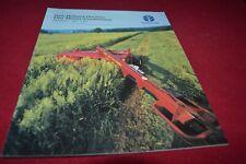 New Holland Tractor Mower 1411 Discbine Cutterbar esign Dealer/'s Brochure VTG AD