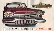 1957 Chrysler Brochure: NEW YORKER,SARATOGA,WINDSOR,T&C Wagon,Convertible...NOS!