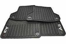 2005-13 Audi A3 All Weather Rubber Floor Mats set of 4 8P1061450041