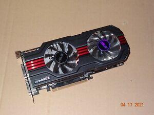 ASUS NVIDIA GeForce GTX 560 Ti (ENGTX560 Ti DCII TOP/2DI/1GD5) 1GB / 1GB (max)