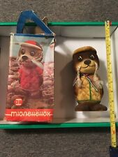 Vintage Russian Olympic Toy With Box Hulgepoeg Mehis Vigri
