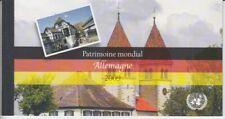 Un Geneva Markenheft Welterbe Germany 2009
