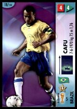 Panini World Cup 2006 Card - Cafu Brazil (Defenders) No. 18