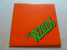"Rezillos 7"" Cant stand my Baby,Rare Mis Pressing(1979) Mint Vinyl."
