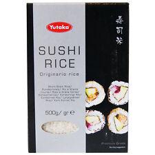 YUTAKA JAPANESE SUSHI RICE - 500g BOX
