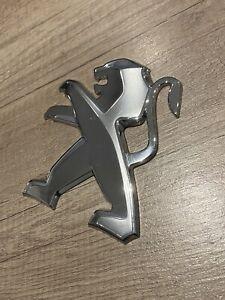 Peugeot Car Van Badge Emblem