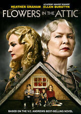 Flowers in the Attic (DVD, 2014)
