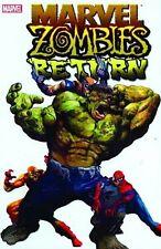 MARVEL ZOMBIES RETURN HC Spider-Man Hulk Wolverine Iron Man Horror OOP NEW