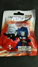 Hasbro Transformers Mini Figure & 3D Puzzle Piece Collector Card Lot 2, New seal
