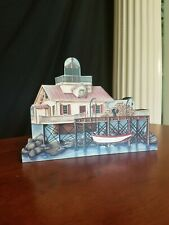 Windowsill Lighthouse Tangier Rock Lighthouse