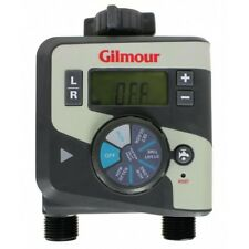Gilmour 400GTD Electronic Dual Outlet Timer