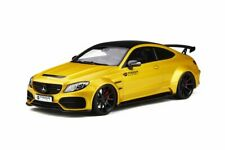 MERCEDES-BENZ C CLASS 63 AMG COUPE GT SPIRIT 1/18 scale Resin CAR