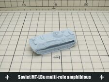 1/144 RESIN KITS Soviet MT-LBu multi-role amphibious