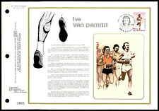 BELGIEN CEF 1980 SPORTS RUNNING IVO VAN DAMME LTD. ONLY 3.800 MADE !! zc33