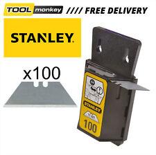 Stanley STA811921 8-11-921 1992 Heavy Duty Blade - Genuine 100 Pack Dispenser
