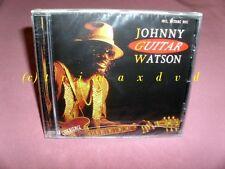 CD _ Johnny Guitar Watson-experience _ nuovo in pellicola _ ancora più media in negozio