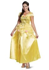Beauty & The Beast Deluxe Classic Belle Costume for Adults
