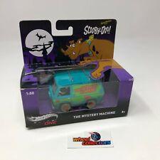 Scooby-Doo Mystery Machine 1:50 Scale * Hot Wheels Elite * M4