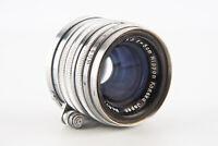 Nikon Nikkor HC 5cm 50mm f/2 Rangefinder Lens for Nikon S Leica M39 V01
