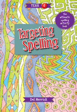 TARGETING SPELLING ACTIVITY BOOK YEAR 6  9781925490244 FREE SHIPPING