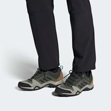 Adidas Mens Terrex AX3 Blue Hiking Walking Shoes Outdoor EF0338 UK 7 to 11.5