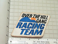 Over The Hill Gang Racing Team Patch (#3114)