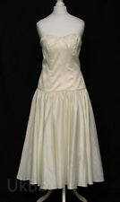 Ronald Joyce Polyester Sleeveless Wedding Dresses