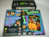 GOOSEBUMPS - THE HAUNTED MASK 2 - 1997 FOX Vhs Iss. R.L.Stine Frightmare Stories