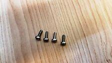 4 FIXING SCREWS SHARP LC- 40CFE6242E LC-43CFE6241E LC-43CFE6242E CL-49CFE6241E