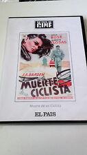 "DVD ""MUERTE DE UN CICLISTA"" COMO NUEVA J.A. BARDEM LUCIA BOSE ALBERTO CLOSAS"