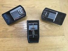 Fiat X1/9 X19 LANCIA STRATOS FERRARI 308 SET 3 DOOR HANDLE BOOT LOCK &  KEYS CHR