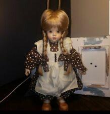sarah kay wooden doll vintage