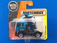 2016 Matchbox 2013 FORD CARGO CONVOY PRIME MOVER - mint on short card!